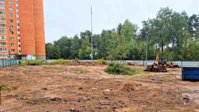 Новый детский сад построят в Балашихе в 2022 году