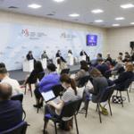 Олег Матыцин принял участие в сессии «Санитарный щит. Как предотвратить новые пандемии» на Восточном экономическом форуме