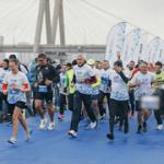 Олег Матыцин принял участие в забеге в рамках форума «Россия – спортивная держава»