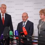 Олег Матыцин провёл встречу с Мониторинговой группой Конвенции Совета Европы против применения допинга