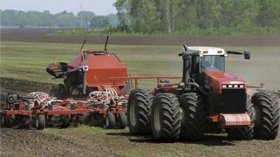 Осенняя посевная кампания озимых зерновых культур началась в Подмосковье