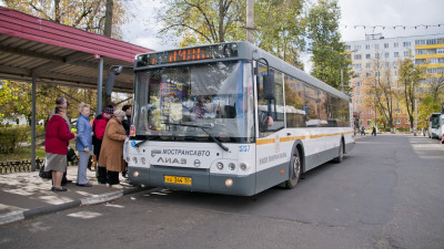 Пассажиры «Мострансавто» совершили более 158 млн поездок с помощью социальных карт