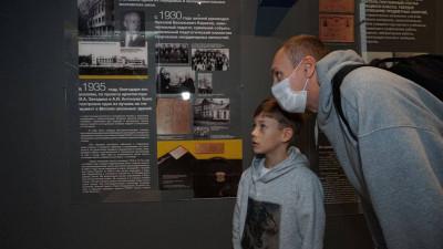 Первая выставка открылась в музее «Зоя» в Петрищеве