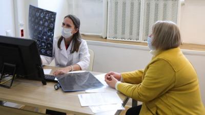 Первый Центр рассеянного склероза открыли в Подмосковье
