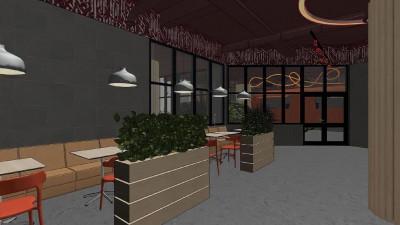 Первый фуд-холл откроют в Орехово-Зуеве