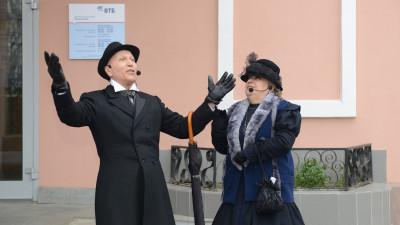 Пешеходная экскурсия пройдет в Серпухове