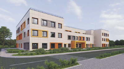 Подготовительные работы к строительству детского сада на 320 мест начали в Красногорске