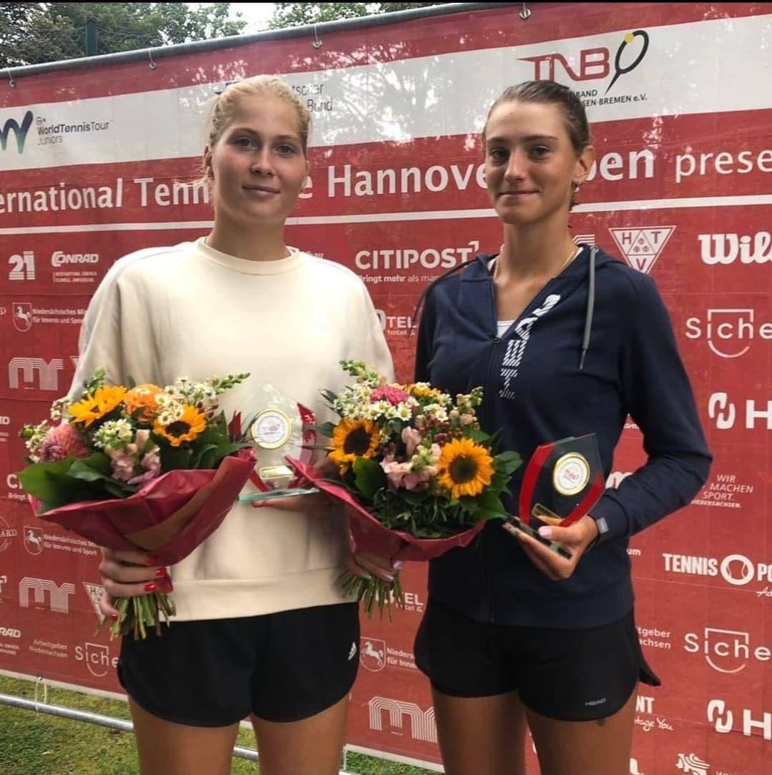 Подмосковная теннисистка стала серебряным призёром международных соревнований