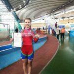 Подмосковная велоспортсменка стала призёром первенства России