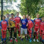 Подмосковные велоспортсмены завоевали 4 медали на всероссийских соревнованиях