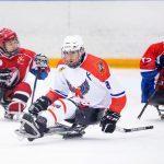 Подмосковный следж-хоккейный клуб «Феникс» примет участие в 1-м круге чемпионата России