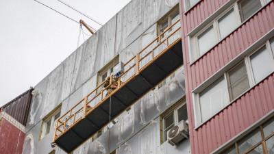 Порядка 200 фасадов домов отремонтировали и утеплили в Московской области в 2021 году