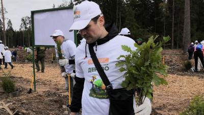 Представители Минсельхозпрода Подмосковья приняли участие в экоакции