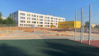 Пристройка на 550 мест появится у школы в Люберцах