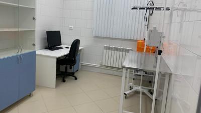 Реконструкция лечебно-профилактического отдела ветстанции завершилась в Люберцах