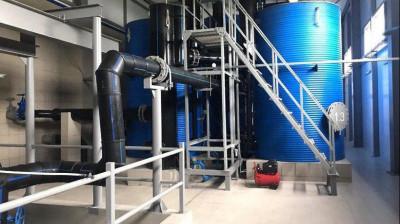 Реконструкцию водозаборных узлов ведут в городском округе Фрязино