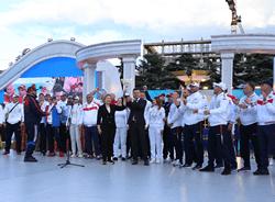 Республика Крым стала победителем Фестиваля культуры и спорта народов Юга России
