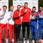 Россияне выиграли три золотые и пять бронзовых медалей на Чемпионате мира по гребле на байдарках и каноэ