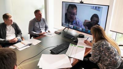 Селекторное совещание по аварийному жилью состоялось в Подмосковье