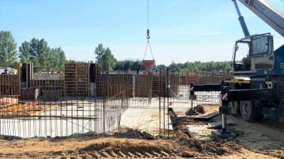 Школу на 1,1 тыс. мест построят в Балашихе