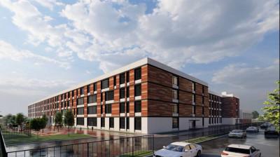 Строительство школы на 2,2 тыс. мест началось в Одинцове