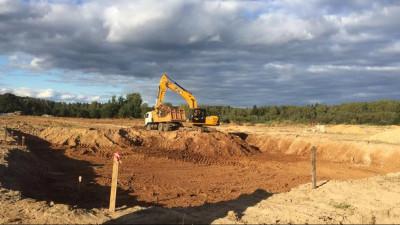 Строительство школы на 825 мест началось в Истре