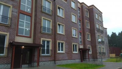 Строительство жилого дома закончилось в Красногорске