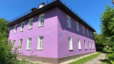 Свыше 180 фасадов отремонтировали в Подмосковье с начала года