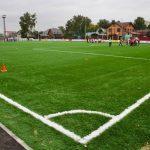 В Люберцах после реконструкции открыли стадион «Электрон»