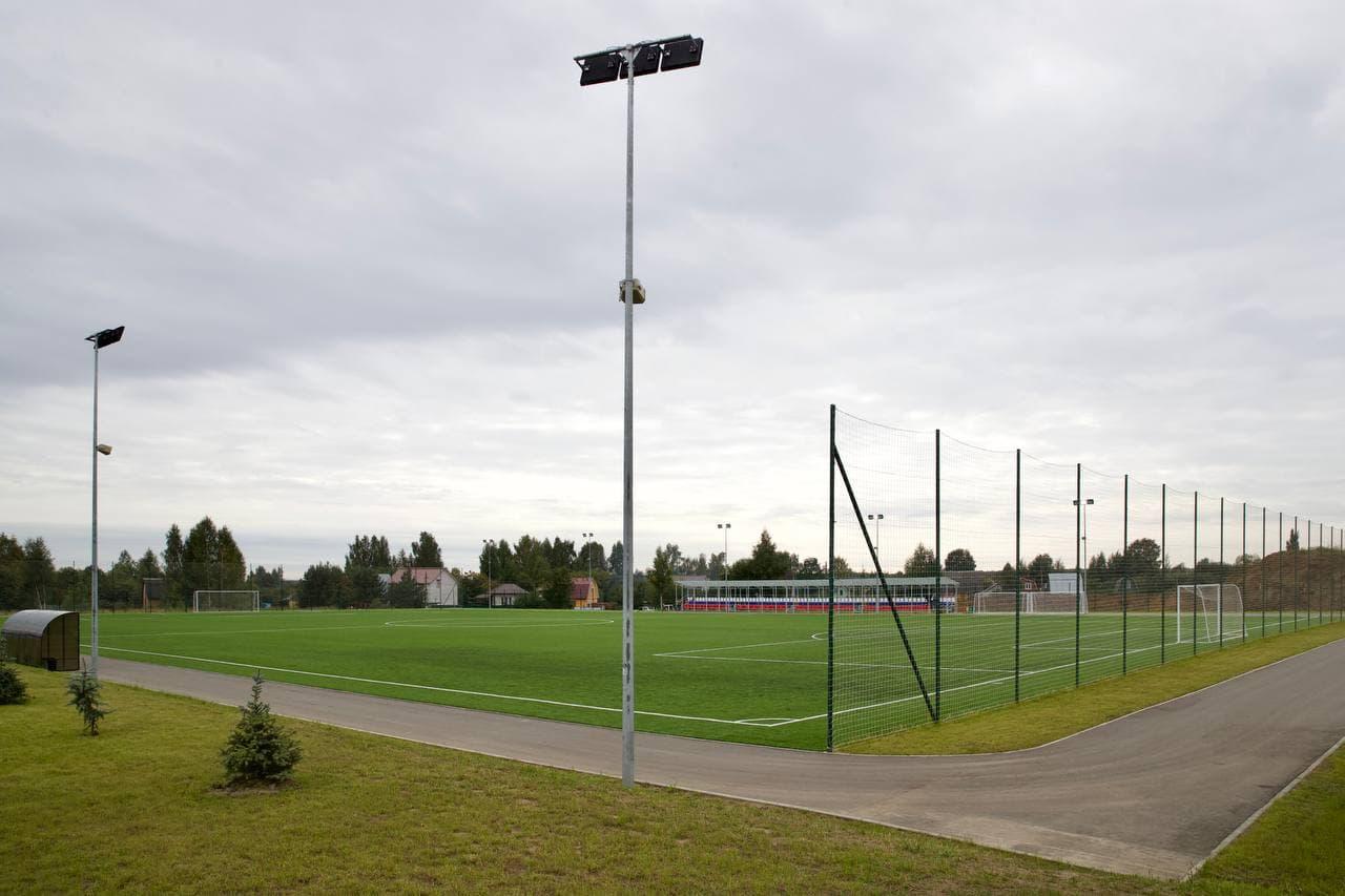 В Раменском округе открыли новый стадион