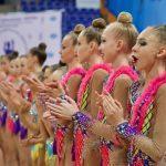 В Раменском прошли всероссийские соревнования по художественной гимнастике
