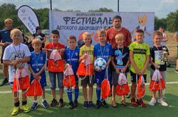 В регионах страны при грантовой поддержке Минспорта России проводится Фестиваль детского дворового футбола 6х6