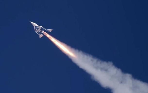 В США временно запретили полеты Virgin Galactic