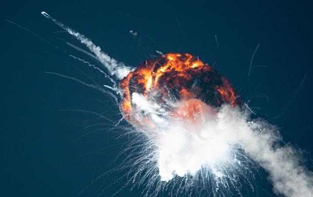 В США взорвалась ракета украинского бизнесмена