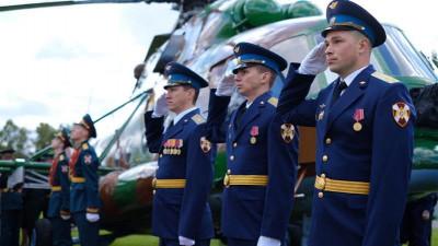 Транспортно-боевому вертолету Росгвардии присвоили наименование «Герой России Василий Чубенко»