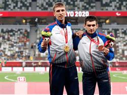 XVI Паралимпийские летние игры: Дмитрий Сафронов — паралимпийский чемпион в беге на 200 м с мировым рекордом, российские легкоатлеты выиграли пять медалей