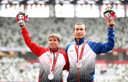XVI Паралимпийские летние игры: Елена Паутова - серебряный призёр в марафоне