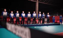 XVI Паралимпийские летние игры: россияне - серебряные призёры по волейболу сидя