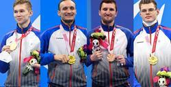 XVI Паралимпийские летние игры: российские пловцы завоевали четыре медали, в том числе две золотые с мировым рекордом
