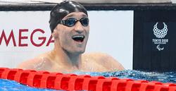 XVI Паралимпийские летние игры: российские пловцы завоевали шесть медалей, в том числе три золотые