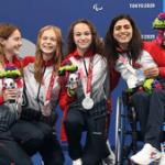 XVI Паралимпийские летние игры: российские пловцы завоевали три серебряные и три бронзовые медали
