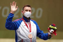 XVI Паралимпийские летние игры: Сергей Малышев – бронзовый призёр в соревнованиях по пулевой стрельбе