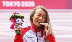 XVI Паралимпийские летние игры в Токио (Япония): российские легкоатлеты выиграли четыре серебряные и одну бронзовую медали