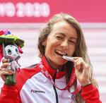 XVI Паралимпийские летние игры в Токио: российские легкоатлеты выиграли четыре серебряные и одну бронзовую медали