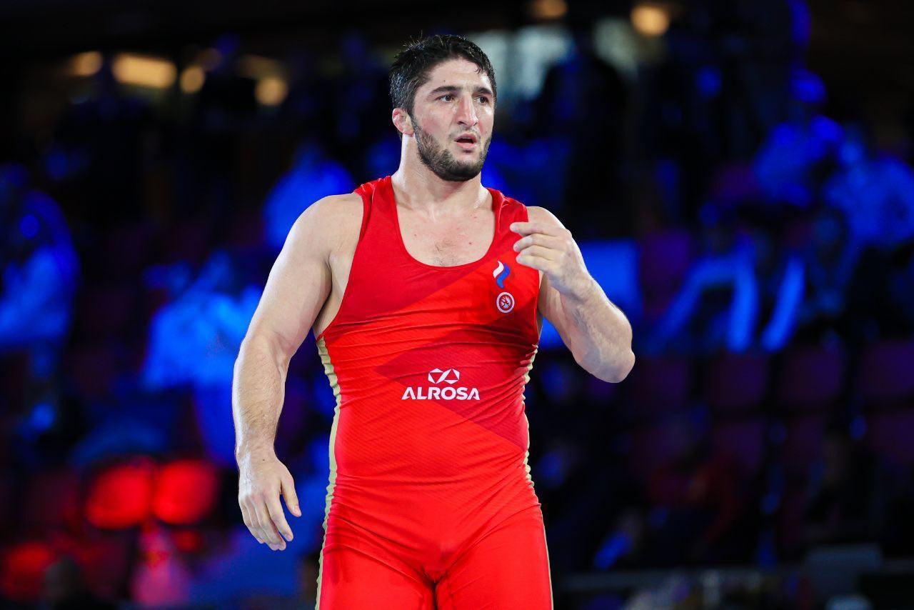 Абдулрашид Садулаев - чемпион мира по вольной борьбе