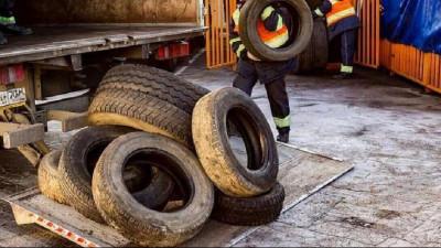 Акция «Сдай старые шины на «Мегабак» стартовала в Подмосковье