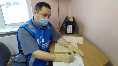Андрей Воробьев рассказал о важности участия в переписи