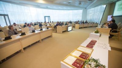 Архитекторы и проектировщики Подмосковья получили награды за вклад в развитие региона