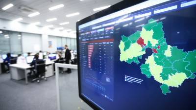 Более 200 обращений по тематикам ГУРБ поступило в подмосковный ЦУР в сентябре