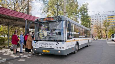 Более 37,8 млн поездок совершили пассажиры в автобусах Мострансавто